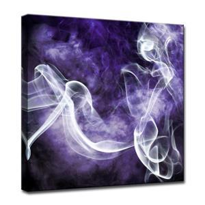 """Décoration murale Glitzy Mist, 30"""", mauve"""