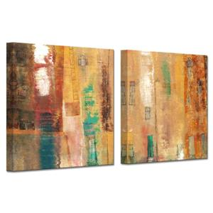 Smash Canvas Wall Décor Set - 60