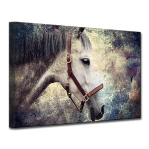 Equestrian Saddle Ink Wall Décor - 40