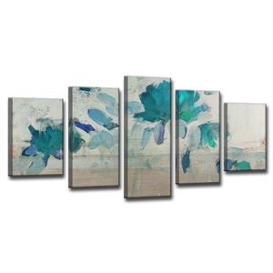 Painted Petals Wall Décor Set - 60