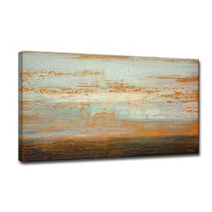 """Décoration murale en toile, désert, 48"""" x 24"""""""