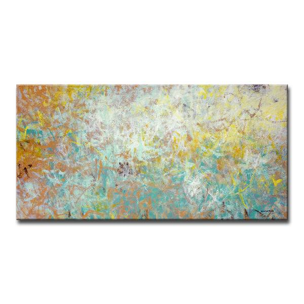 """Uplifted Canvas Wall Décor - 48"""" x 24"""""""