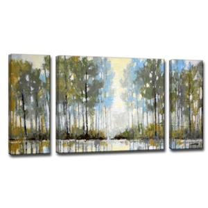 Lakeside View Wall Décor Set - 60