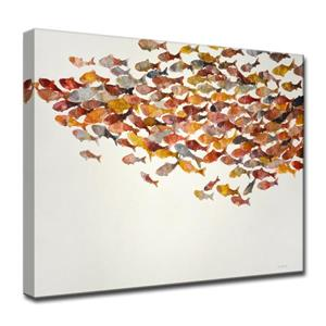 Heatwave Canvas Wall Décor - 40