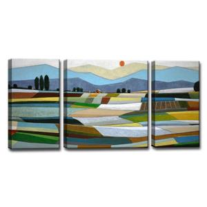 Fertile Acres Canvas Wall Décor Set - 60