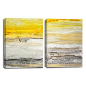 New Sunset Wall Décor Set - 60