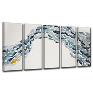 Goldfish Wall Décor Set - 60