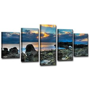 Sun Rise Wall Décor Set - 60