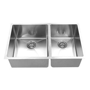 "BOANN Undermount Kitchen Sink - 30"" x 19"" - Stainless Steel"