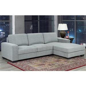 Sofa Sectionnel Hampton, 64,25