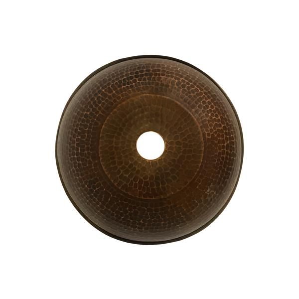 Premier Copper Products Dome Pendant Light Shade - 10.5-in - Copper