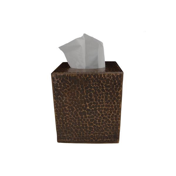 Premier Copper Products Copper Tissue Box Cover