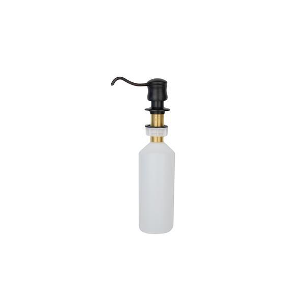 Premier Copper Products Fleur De Lis Sink with Faucet & Drain - 33-in- Copper
