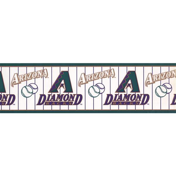 Retro Art Arizona Diamondbacks MLB Baseball Wallpaper