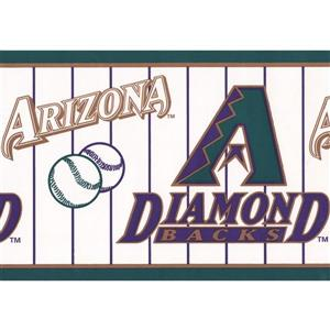 Retro Art Arizona Diamondbacks MLB Baseball Wallpaper