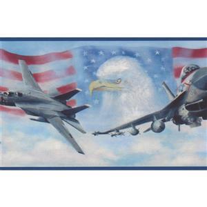 US Air Force Wallpaper Border