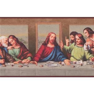 The Last Supper by Leonardo da Vinci Wallpaper