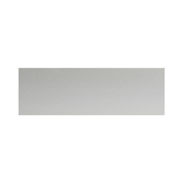 "Ceratec Diesel Shades Subway Wall Tile - 4"" x 12"" - Ceramic - White - 34 pcs"