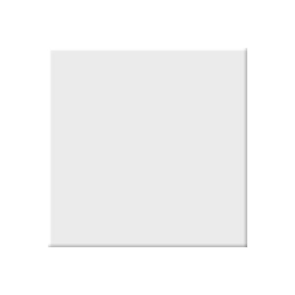 """Tuiles murales Geotiles Vendome, 9"""" x 9"""", porcelaine, blanc, 20 mcx"""
