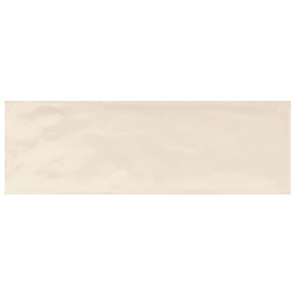 "Tuiles murales Ragno Brick, 4"" x 12"", céramique, beige, 36 mcx"