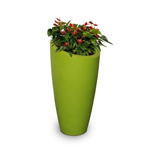 Mayne Modesto  Planter - 32-in - Macaw Green