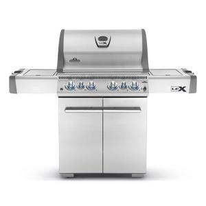 Napoleon Natural Gas BBQ with 6 burner - 48 000 BTU