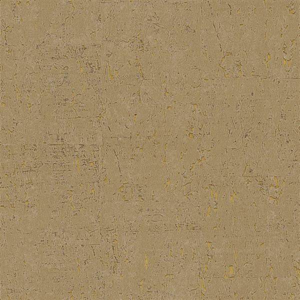 design id Serendipity Damask Wallpaper Roll - 21-in - Light Yellow