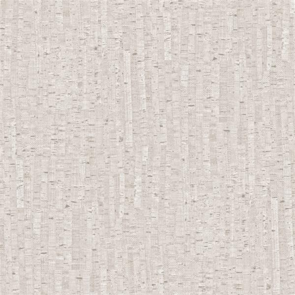 design id Serendipity Damask Wallpaper Roll - 21-in - Light Gray