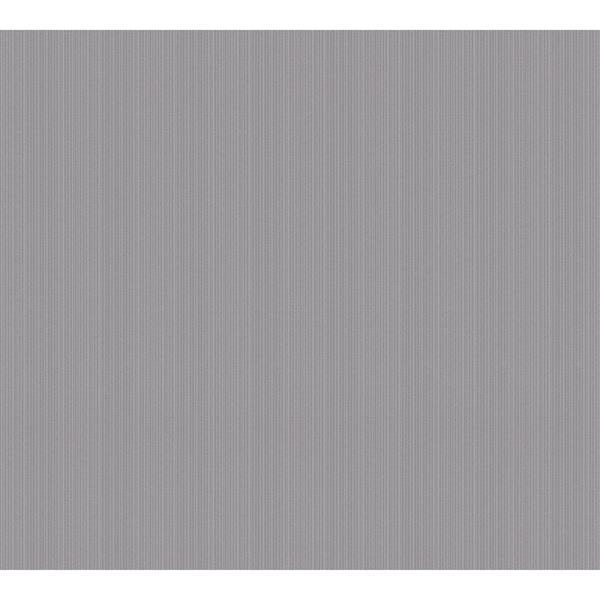 A.S. Creation Raffi Geometric Wallpaper Roll - 21-in - Light Grey