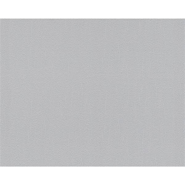 A.S. Creation Shoner Wohnen 5 Floral Wallpaper Roll - 21 -in - Gray