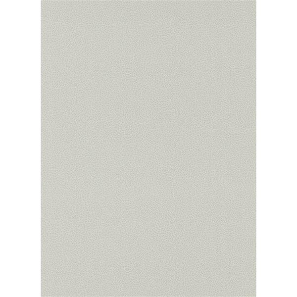 Erismann Sambesi Animal Prints Wallpaper Roll - 21-in - White