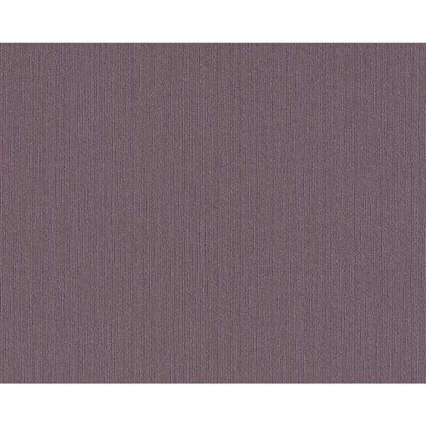 A.S. Creation Tessuto Baroque Wallpaper Roll - 21 -in - Violet