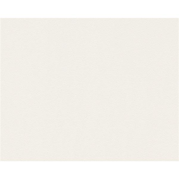 A.S. Creation Spot 3 Modern Wallpaper Roll - 21 -in - Cream/White
