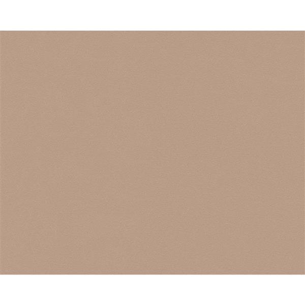 A.S. Creation Spot 3 Modern Wallpaper Roll - 21 -in - Light Brown