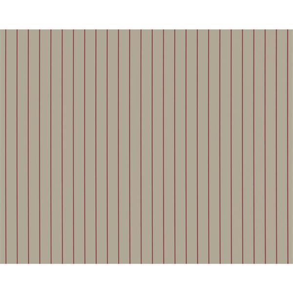 A.S. Creation Schoener Wohnen 4 Romantic Wallpaper Roll - 21 -in - Brown/Red