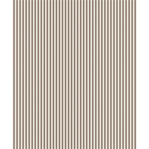design id Modern Wallpaper Roll - 21-in - Beige