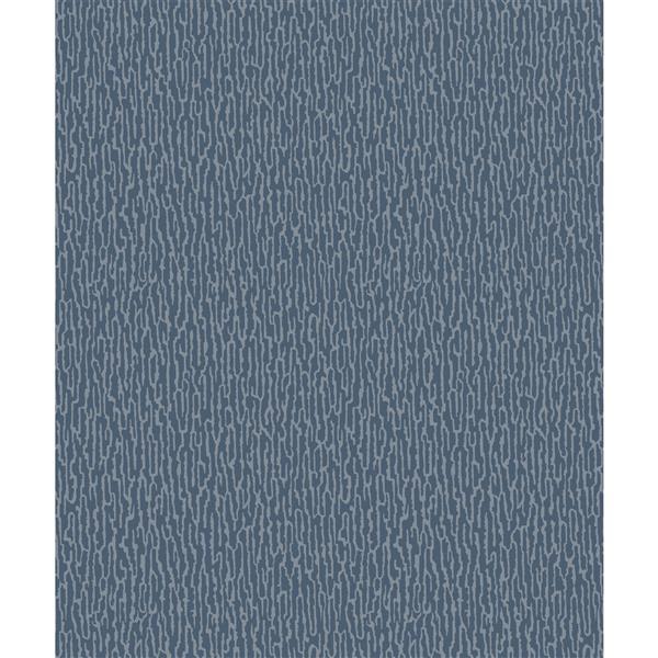 design id Geometric Wallpaper Roll - 21-in - Light Blue