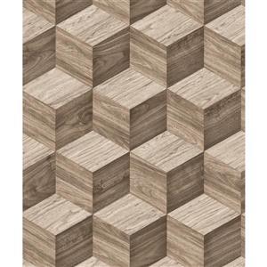 Modern Geometric Wallpaper Roll - 21