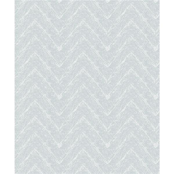 design id Modern Geometric Wallpaper Roll - 21-in - Light Green