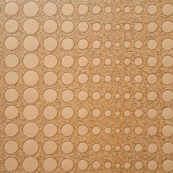 design id Modern Abstract Wallpaper Roll - 21-in - Beige