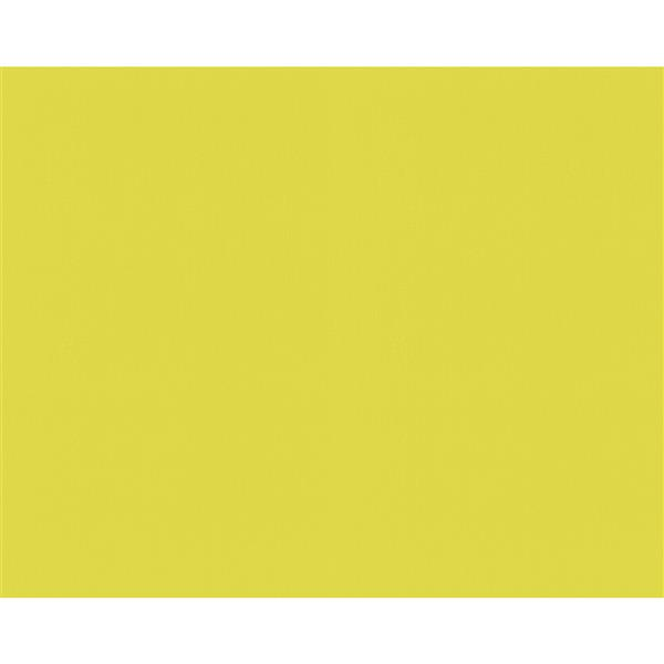 A.S. Creation Modern Abstract Wallpaper Roll - 21-in - Lime Yellow
