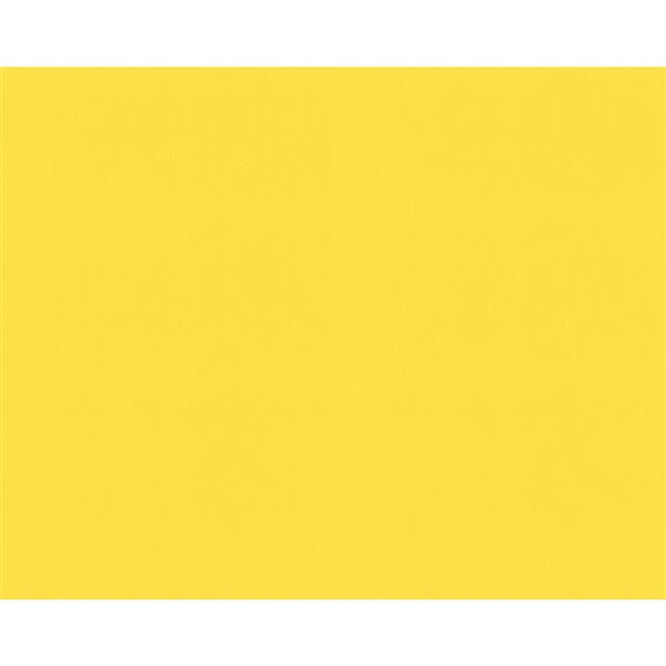 A.S. Creation Modern Abstract Wallpaper Roll - 21-in - Yellow