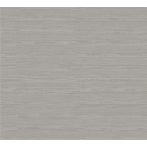 A.S. Creation Modern Abstract Wallpaper Roll - 21-in - Light Grey