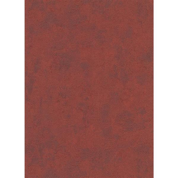 Erismann Classic Floral Wallpaper Roll - 21-in - Bordo/ Red