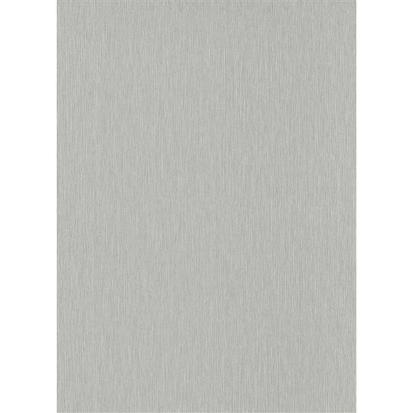 "Lavish Futuristic Wallpaper Roll - 21"" - Light Gray"