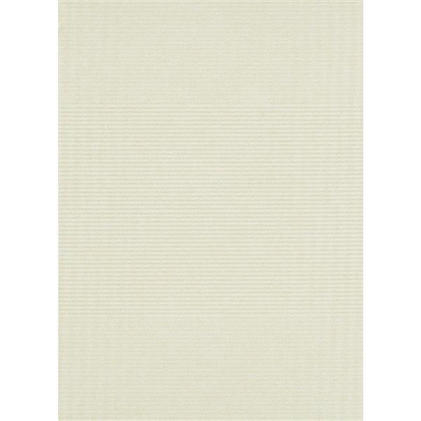 "Childs Kids Wallpaper Roll - 21"" - Cream"