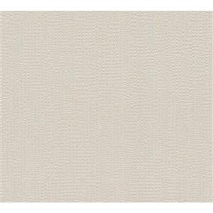 A.S. Creation Baroque Motifs Wallpaper Roll - 21 -in - Beige