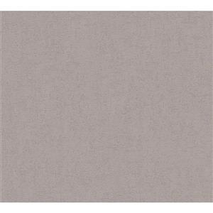 A.S. Creation Moments Collection Wallpaper Roll - 21-in - Light Brown