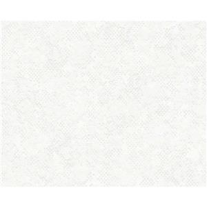 A.S. Creation Urban Graphic Wallpaper Roll - 21 -in - White