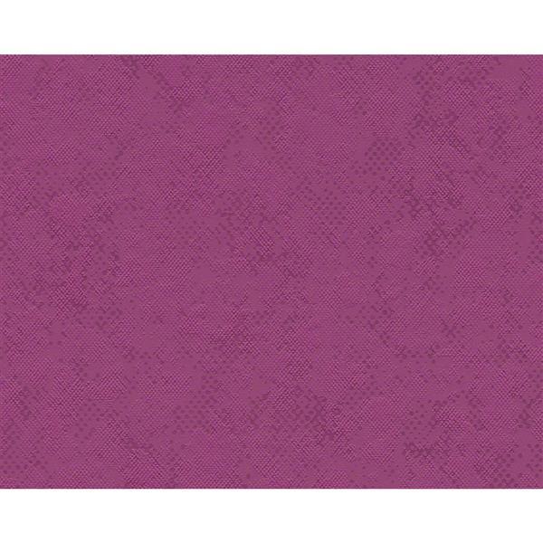 "Urban Graphic Wallpaper Roll - 21"" - Violet"